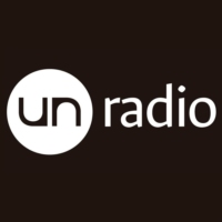 Logo of radio station UN Radio 98.5 Bogota