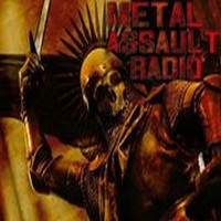 Logo de la radio Metal Assault Radio