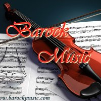 Logo of radio station Barock Music