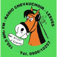 Logo of radio station Radio Chevauchoir 105.5