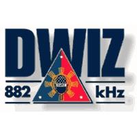 Logo de la radio DWIZ 882