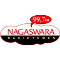 Logo of radio station Nagaswara FM 99.7