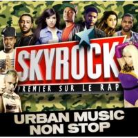 Logo de la radio Skyrock Urban Music Non-stop
