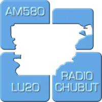 Logo of radio station LU20 RadioChubut