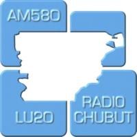 Logo de la radio LU20 RadioChubut