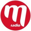 Logo of radio station M Radio
