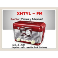 Logo of radio station XHTYL 98.5 FM Radio TYL