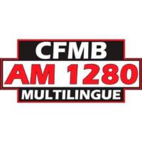 Logo of radio station CFMB AM 1280