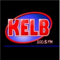 Logo of radio station KELB