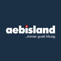 Logo of radio station Aebisland