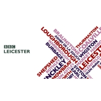 Logo of radio station BBC Radio Leicester