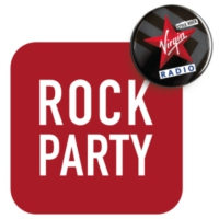 Logo of radio station Virgin Radio Rock Party