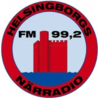 Logo of radio station Helsingborgs Närradio 99.2