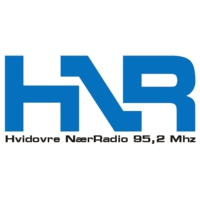 Logo of radio station Hvidovre NærRadio