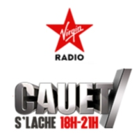 Logo of radio station Cauet sur Virgin Radio