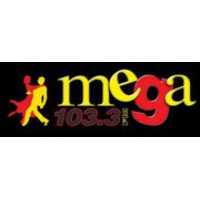 Logo of radio station Mega 103.3 FM