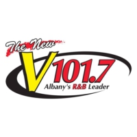 Logo of radio station WQVE V 101.7