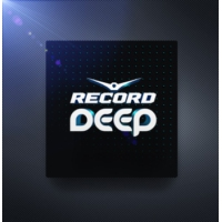 Logo of radio station Радио Рекорд - Deep