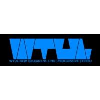 Logo of radio station WTUL New Orleans 91.5