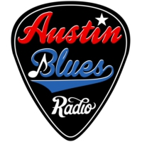 Logo of radio station Austin Blues Radio
