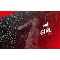 Logo de la radio Energy - Girl
