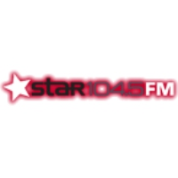 Logo of radio station Star 104.5 FM