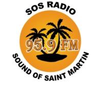 Logo of radio station S.O.S Radio 95.9 FM