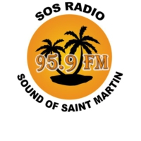 Logo of radio station S.O.S Radio 95.9 FM