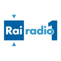 Logo of radio station Rai 1 International