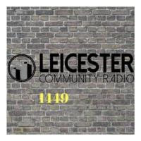 Logo of radio station Leicester Community Radio