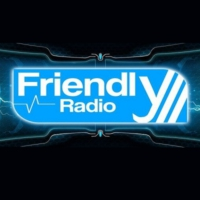 Logo of radio station Friendly Radio