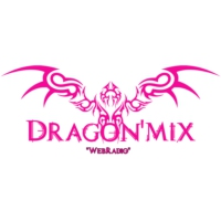 Logo of radio station dragonmix radio