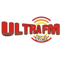 Logo of radio station Ultra FM