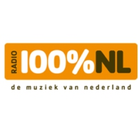 Logo of radio station 100%NL
