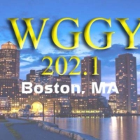 Logo of radio station WGGY202.1