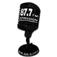 Logo de la radio Xpression Univ. of Exeter 87.7 FM