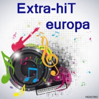 Logo of radio station Extra-hiT europa