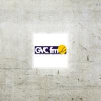 Logo of radio station GVC FM 106.1 FM Cachoeira do Sul, RS