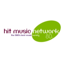 Logo of radio station Hit Music 80s