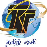 Logo of radio station Tamil Olli France