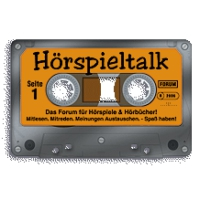 Logo of radio station Laut fm Hoerspieltalk