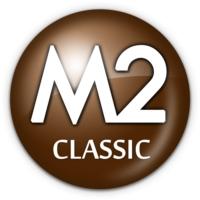 Logo de la radio M2 CLASSIC