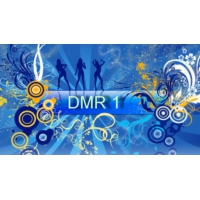 Logo of radio station DMR1