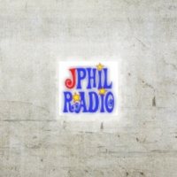 Logo of radio station JPhil Radio FM