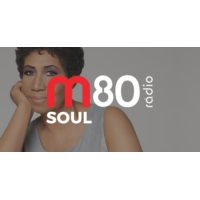 Logo of radio station M80 Rádio - Soul