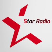Logo of radio station StarRadio