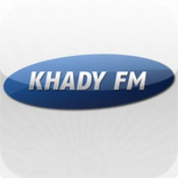 Logo of radio station KHADY FM