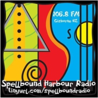 Logo of radio station Spellbound Radio 106.8 FM