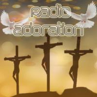 Logo of radio station Radio Adoration