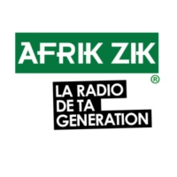 Logo of radio station AFRIK ZIK